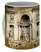 Trevi Fountain Coffee Mug