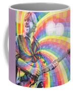 Trey Anastasio Rainbow Coffee Mug