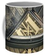 Triangle Ceiling Coffee Mug