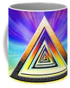 Triangle Pathway Coffee Mug
