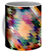 Triangles And Parallelograms Coffee Mug
