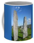 Triangular Callanish Stone Coffee Mug