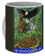 Tribal Gathering Coffee Mug