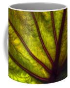 Tributaries Coffee Mug by Debra and Dave Vanderlaan