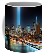 Tribute In Light Memorial Coffee Mug