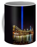 Tribute Lights From Brooklyn Coffee Mug
