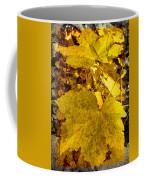 Tribute To Autumn Coffee Mug