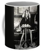 Tribute To Helmut Newton Coffee Mug