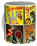 Tribute To Oz Coffee Mug