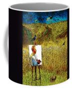 Tribute To Vincent Van Gogh - His Final Days Coffee Mug