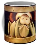 Tricia The Pig Coffee Mug