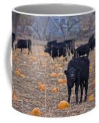 Trick Or Treat Cows Coffee Mug