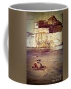 Tricycle In Abandoned Room Coffee Mug