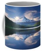 Trillium Lake Escape Coffee Mug