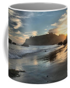 Trinidad Beach Reflections Coffee Mug