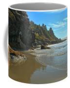 Trinidad Luffenholtz Beach Coffee Mug