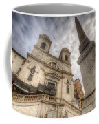 Trinita Dei Monti Church Coffee Mug