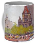 Trinity Bustle Coffee Mug