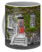 Trinity College Dorm - Dublin Ireland Coffee Mug