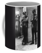Trio Of Arm Crossers San Francisco California 1972 Coffee Mug