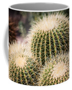 Triple Cactus Coffee Mug