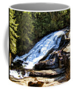 Triple Falls II Coffee Mug