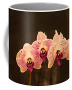 Triple Orchid Arrangement 1 Coffee Mug