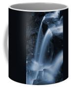 Triple Plunge Twilight Waterfall Coffee Mug