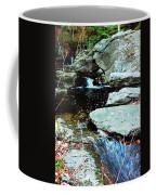 Triple Waterfall Coffee Mug
