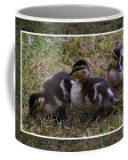 Triplets Coffee Mug