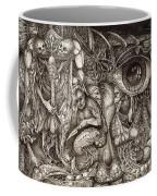 Tripping Through Bogomils Mind Coffee Mug
