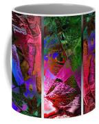 Triptych Chic Coffee Mug