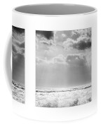Triptychon Dramatic Sea 3 Coffee Mug