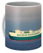 Tristan Cargo Ship - Puget Sound Seattle Washington  Coffee Mug