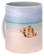 Triton Seashell Coffee Mug