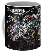 Triumph Abstract Coffee Mug