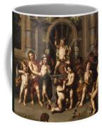 Triumph Des Bacchus Coffee Mug