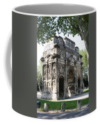 Triumphal Arch - Orange Provence Coffee Mug