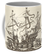 Triumphal Vessel Coffee Mug
