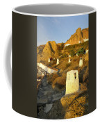 Troglodyte Caves Smokestack Coffee Mug