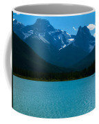Trolling By The Towers Coffee Mug