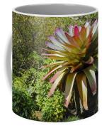 Tropical Bromeliad Coffee Mug