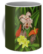 Tropical Foliage Coffee Mug
