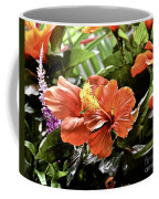Tropical Garden Coffee Mug