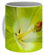 Tropical Hibiscus - Bonaire Wind 03a Coffee Mug