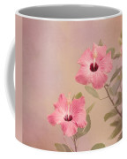 Tropical Hibiscus Coffee Mug by Kim Hojnacki