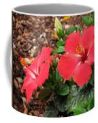 Tropical Hibiscus - Starry Wind 01 Coffee Mug