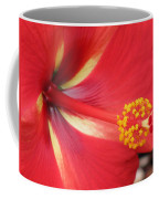 Tropical Hibiscus - Starry Wind 04 Coffee Mug