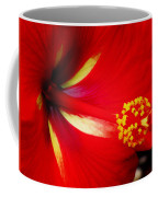 Tropical Hibiscus - Starry Wind 04a Coffee Mug