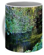 Tropical Coffee Mug by Kristin Elmquist